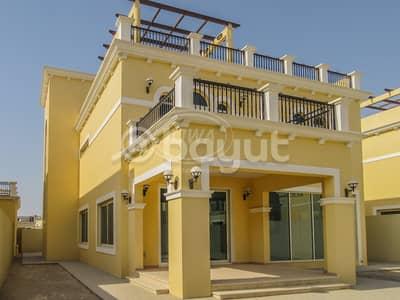 4 Bedroom Villa for Sale in Jumeirah Park, Dubai - Jumeirah Park  4 Bedroom Large Legacy Nova Package 7 Sector S