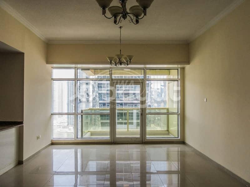 Urgent sale 2 Bedroom apartment front of JLT metro station