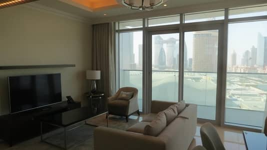 1 Bedroom Apartment for Rent in Downtown Dubai, Dubai - Fully Furnished | Serviced | Full Burj Khalifa Views