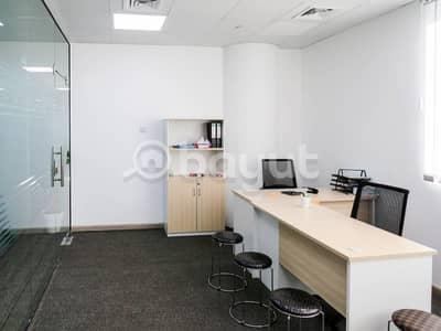 Office for Rent in Al Barsha, Dubai - Espada Business Center Serviced Office