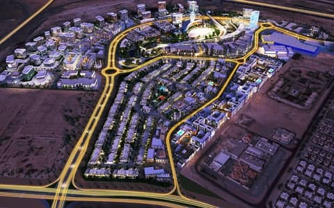 4 Bedroom Villa for Sale in Wasl Gate, Dubai - GARDENIA TOWNHOUSE AT WASL GATE| DIRECT ACCESS TO ENERGY METRO