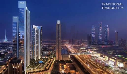 1 Bedroom Apartment for Sale in Downtown Dubai, Dubai - 02 type | High floor | Spectacular views