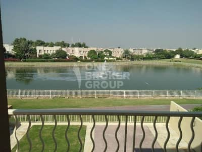 3 Bedroom Villa for Rent in The Springs, Dubai - Lake View| Type 2E| Immaculate Condition