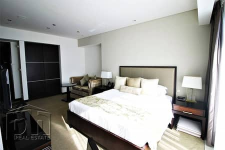 Studio for Rent in Dubai Marina, Dubai - Fully serviced Studio. Great view. Negotiable