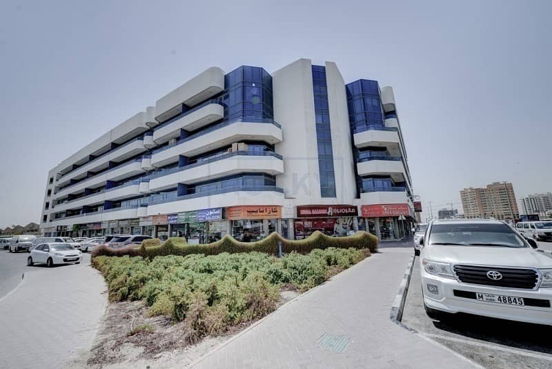 Spacious 1050 Sq.Ft  Office | Semi-Furnished |Al Qusais