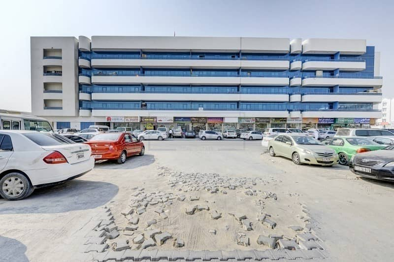 2 Spacious 1050 Sq.Ft  Office | Semi-Furnished |Al Qusais