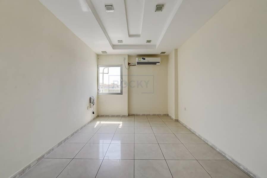 Spacious 800 Sq.Ft Office | Window A/C| Al Qusais