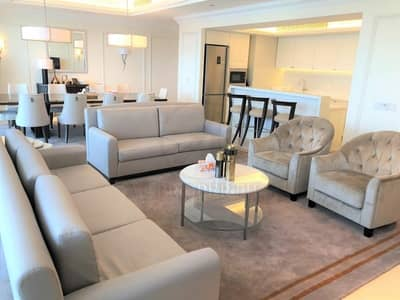 4 Bedroom Flat for Rent in Downtown Dubai, Dubai - Luxurious 4BR Apartment in The Address BLVD