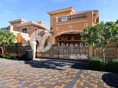 6 Bedroom Villa for Rent in The Villa, Dubai - Custom Built
