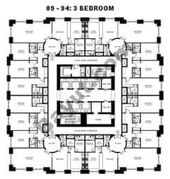 3 Bedroom (89-94)