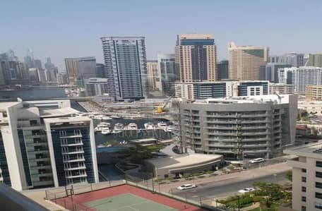 1 Bedroom Flat for Rent in Dubai Marina, Dubai - SPACIOUS 1BR FOR RENT IN MARINA DEC TOWER