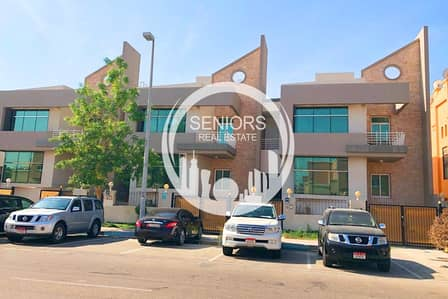 6 Bedroom Villa for Rent in Al Nahyan, Abu Dhabi - Alluring Type of Villa with 6BR for lease