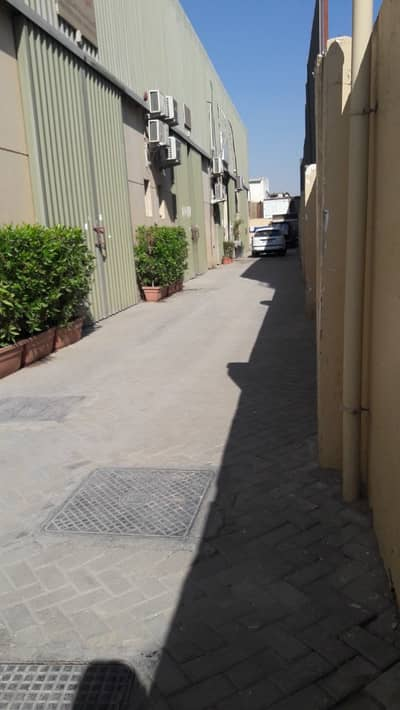 Warehouse for Rent in Industrial Area, Sharjah - 2,300 Sq/Ft Warehouse in Industrial No: 17 - Sharjah