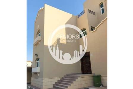 Brand New! 8Bedroom Villa in Khalifa City
