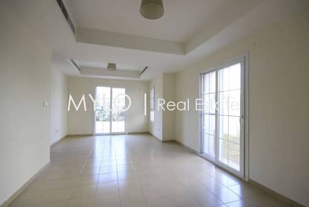 3 Bedroom Villa for Rent in The Lakes, Dubai - Ghadeer 3 Bedroom + Study Great Location
