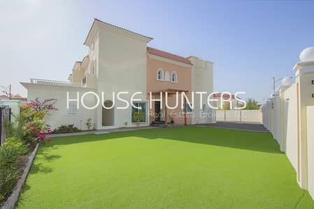 4 Bedroom Villa for Sale in Dubai Sports City, Dubai - Exclusive | 4 bed 4 bath villa on large corner plot