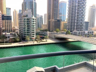 2 Bedroom Flat for Rent in Dubai Marina, Dubai - 2 BR plus Maid