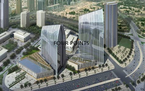 Office for Sale in Downtown Dubai, Dubai - Fitted Office for Sale - Boulevard Plaza
