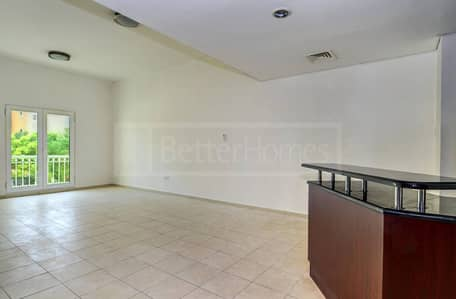 Large 1 Bed Type U with Balcony in Discovery Gardens