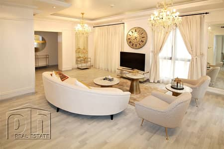 3 Bedroom Flat for Sale in Old Town, Dubai - | OT Specialist | Vacant | Upgraded |