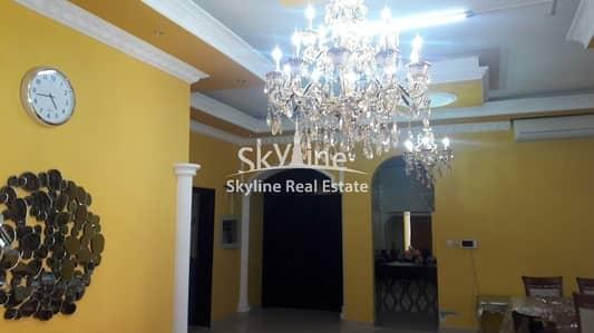 8 Bedroom Villa for Rent in Al Shamkha, Abu Dhabi - Huge 8BR Villa with kitchen appliances and maids room