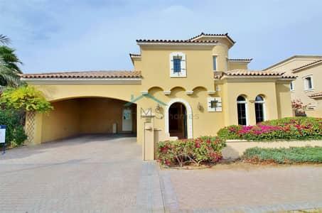3 Bedroom Villa for Rent in Arabian Ranches, Dubai - Alvorada 2 | Type A1 | Partial Lake View