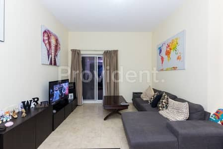 1 Bedroom Flat for Rent in Jumeirah Village Triangle (JVT), Dubai - 1BR Well Maintained Apt|Multiple Cheques