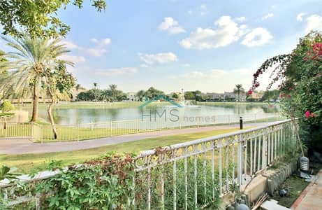 3 Bedroom Villa for Rent in The Springs, Dubai - Type 3E - Full Lake View - Available Feb