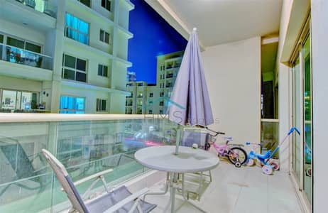 2 Bedroom Apartment for Sale in The Greens, Dubai - Al Thayal 2 - 2 Bed - Pool and Park View