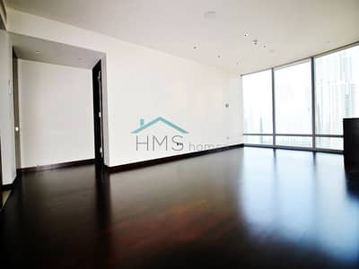 1 Bedroom Apartment for Rent in Downtown Dubai, Dubai - ONE BEDROOM  UNFURNISHED  1096 SQ FT