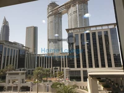 Office for Sale in Downtown Dubai, Dubai - LARGE OFFICE| STORE/COMPUTER ROOM/PANTRY| 7 PARKING|