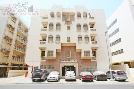 Studio for Rent in Deira, Dubai - STUDIO APARTMENT BEHIND MURAQABAT POLICE STATION