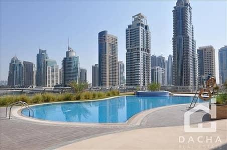 2 Bedroom Apartment for Rent in Dubai Marina, Dubai - Large 2 bed terrace area chiller free
