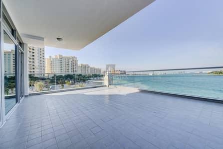 Amzing Full Sea View 2BR+M w/Huge Balcony