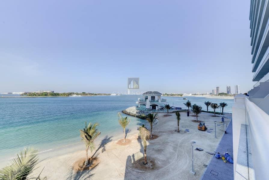 2 Amzing Full Sea View 2BR+M w/Huge Balcony