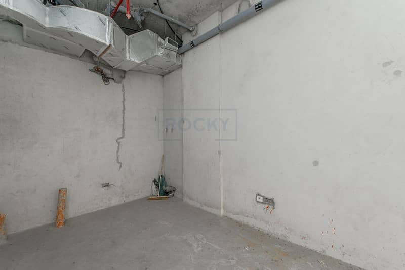13 220 Sq.Ft  Shop with Split A/C  Close to Metro Station   Deira