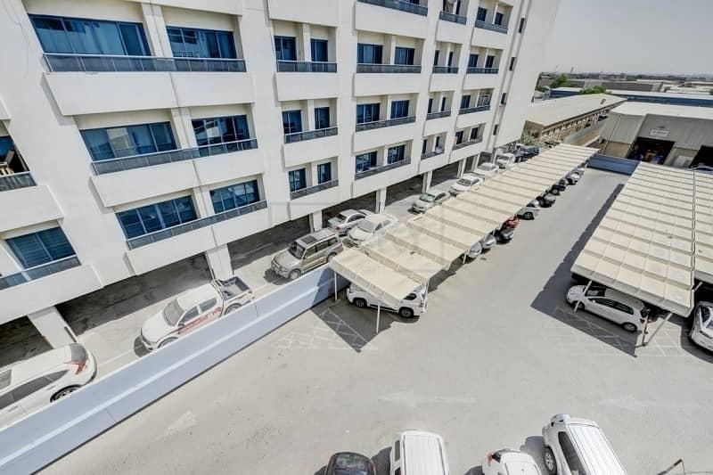 20 Spacious 1050 Sq.ft Office | Window A/C| Al Qusais