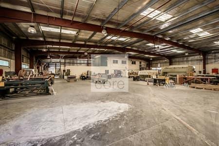 مستودع  للايجار في مجمع دبي للاستثمار، دبي - Spacious Warehouse with Office | DIP 1