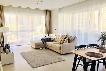 1 Bedroom Flat for Rent in Dubai Marina, Dubai - Fully Furnished | Modern unit | Sea View