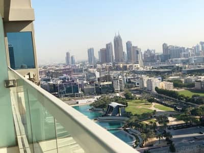1 Bedroom Apartment for Rent in Dubai Marina, Dubai - Well-Maintained|1 Bedrooms|Community View
