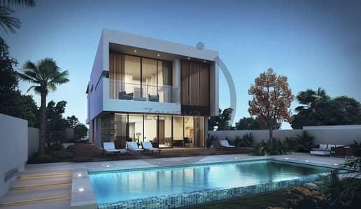 فیلا 5 غرفة نوم للبيع في داماك هيلز (أكويا من داماك)، دبي - DLD Waiver |Full Golf course View| 5BR+Driver + Maid