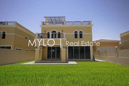 4 Bedroom Villa for Rent in Jumeirah Park, Dubai - Jumeirah Islands side | Brand new | View today