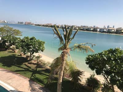 6 Bedroom Villa for Rent in Palm Jumeirah, Dubai - Water View! 6 Bed | Signature Type Villa  | Parking | Parking | Pal Jumeirah
