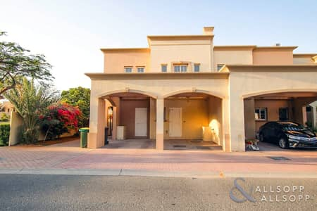3 Bedroom Villa for Rent in The Springs, Dubai - Lake View | Good Condition | Available Now