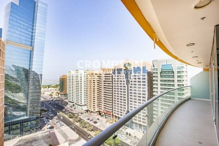 3 Bedroom Apartment for Rent in Al Khalidiyah, Abu Dhabi - Brand New 3Bed+ Maids Room No Commission