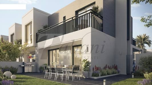 3 Bedroom Villa for Sale in Dubai South, Dubai - Own 3 BR+Maid with 1.25% monthly 16% ROI