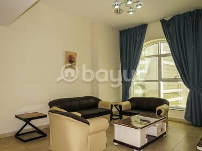 1 Bedroom Apartment for Rent in Dubai Internet City, Dubai - FULLY FURNISHED 1BHK AVAILABLE IN INTERNET CITY DUBAI