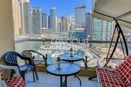Fully Sea View |4 BR in Marina Sail | Vacant on Transfer