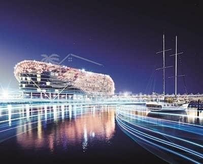 Studio for Sale in Yas Island, Abu Dhabi - Ansam Studio in YAS Island in 700000 AED