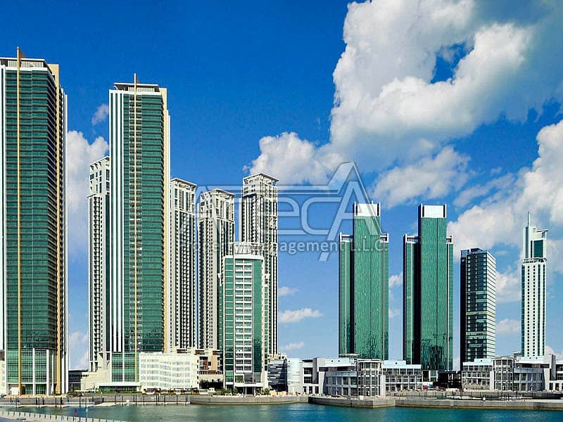 Best Price Deal. Own a 2 Bed Apartment! Al Maha Tower